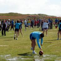 Volleybal toernooi